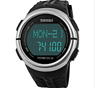 Pedometer Heart Rate Monitor Calories Counter Digital Watch Fitness For Men Women Outdoor Wristwatches Sports Watches