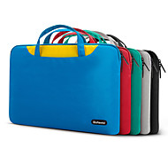 POFOKO® 13.3/14 Inch Waterproof Oxford Fabric Laptop Sleeve Green/Black/Blue/Gray