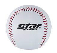 Baseball(Weiß,PVC) -Verschleißfest