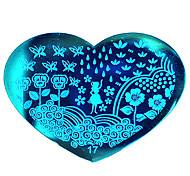 Bluezoo amor azul Sellado del clavo (17)