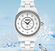 Elegant Women's Quartz Leisure Business Watches Waterproof Fashion Watches