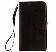 Litchi Grain Flip Leather Wallet Case Stand Cover For Huawei P7/P8/Ascend P9/P8 Lite/Ascend P9 Lite
