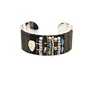 Bracelet Bracelets Rigides Cristal / Alliage / Cuivre / Strass / Coquillage Mode / Bohemia style / Style PunkSoirée / Quotidien /