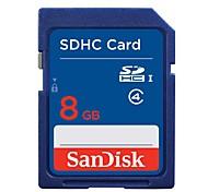 Origina SanDisk 8GB Class4 SDHC UHS-I Memory Card