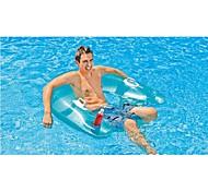 INTEX Sit 'n Float Classic Inflatable Raft Swimming Pool Lounge152*99