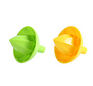 1PCS Lemon Squeezer Juicer Fruit Orange Citrus Lime Manual Fruit Juice Hand Press(Random Color)