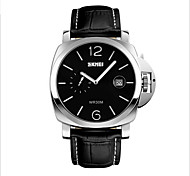 Men's Business Movement Waterproof Quartz Watch