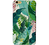 fiori di arte pc Back Cover per iPhone 6 6s più