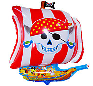 Pirate Ships Helium Balloons