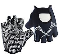 Cycling Bike Bicycle Shockproof Sports Half Finger Glove M-XL