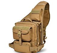 5 L Shoulder Bag Waterproof Army Green Nylon