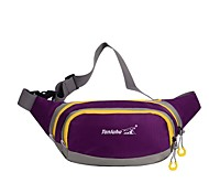 2 L Waist Bag/Waistpack Traveling Camping & Hiking Multifunctional Oxford
