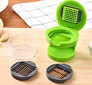 1 Creative Kitchen Gadget Plástico Ferramentas para Alho