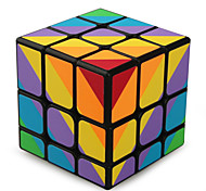 Magic Cube / Puzzle Toy IQ Cube Yongjun Three-layer / Alien Professional Level Smooth Speed Cube Magic Cube puzzle