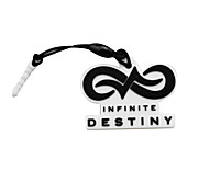 Infinite destiny LOGO Mark Phone Dust Plug