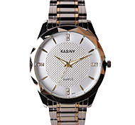 Men's Casual Waterproof Diamond Watch
