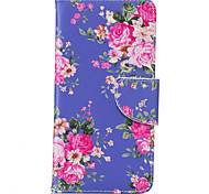 Medicago Pattern Card Phone Holster for Samsung Galaxy G530/J3/J5/J510