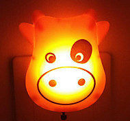 (Color Random)Calf Light Control LED Energy-saving Night Light