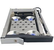 UNESTECH ST8211B Stainless Steel SATA I/II/III 2.5Internal Hard Drive Case Support 2TB