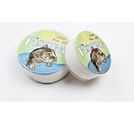 No Brand Caixas de Pesca Caixa de Linho Multifunções 1 Bandeja 37mm*5m*37mm*5m*37mm*5m Plástico Suave