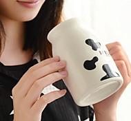 Cow Grain Creative Ceramic Cup
