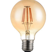 G95 4W E27 360LM 2700K 360 Degree LED Filament Light LED Edison Bulb(220-240V)