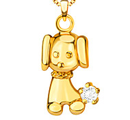 Pendants Metal Animal Shape Gold 20