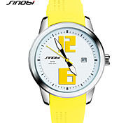SINOBI Sports Watch Full Ladies Watches Woman Fashion Dress Watches Quartz Watch Best Quality Watches Clocks