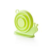 (Color al azar) 1pcs nuevo fregadero de la cocina cubierta del colector de pelo de la forma del caracol tapón de filtro de tamiz de