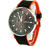 Men's Fashion Quartz Casual Individuality Originality Couple's Simple Student Gift Pouplar Top Grade Watches