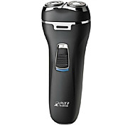 Electric Shaver Men Face Electric / Rotary Shaver Pop-up Trimmers / Pivoting Head Stainless Steel Trueman