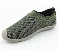 Velvet Rubber Soft Lightweight Man Casual Shoes