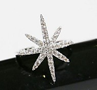 Fashion Six Mans Star Ring