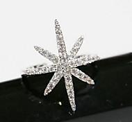 Fashion Six Mans Star Ring
