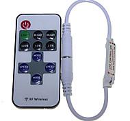 Interruptor Remoto - SENCART - 72 - Regulável/Sensor infravermelho - 5-24 - 12 - DC 12-24