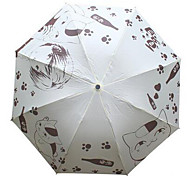 Supply Cartoon Umbrella Cartoon Fold Chinchillas Surrounding Windproof Umbrella Uv Sunshade - Natsume'S Book Of Friends