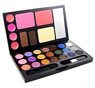 Juegos de Maquillaje sombras de ojos colores de maquillaje desnuda belleza de larga duración comestic