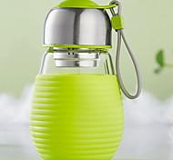 301-400ML Tatu glasss Cup(Cup sets, color random, random material)