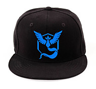 Pocket Little Monster Digital Three Color Adjustable Tennis Cap