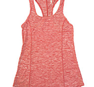 Running Tank Women's Quick Dry / Sweat-wicking Running Sports Sports Wear Red