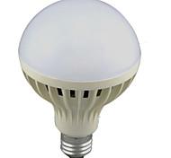 sonido blanco frío 12w e27 2835smd& Lámpara de control de la luz de bulbos llevada inteligentes (220-240V)