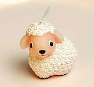 Fashion Creative Sheep Style Candles Holiday Romantic Home Decoration Party Birthday(1pc)