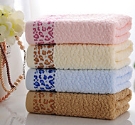 """1 Piece Full Cotton Hand Towel 30""""by13""""  Leopard Print Pattern Super Soft"""