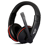 SALAR New A500i Stereo Headphones (Headband) For Media Player/Tablet / Mobile Phone / Computer With Microphone