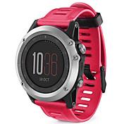 Garmin fenix3 hr correa de reloj de silicona inteligente