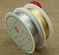 поделки ювелирные изделия 0.3mm медь линия