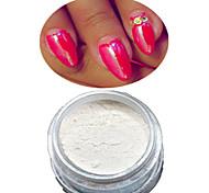 1 Set Nail Art Magical green Glitter Pearl Powder And Eye Shadow Brush Set Nail Beauty HCL
