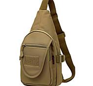 10 L Gurttaschen & Messenger Bags Camping & Wandern Draußen Wasserdicht Khaki