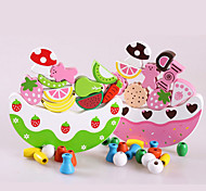имитационные блоки баланса фруктовый торт