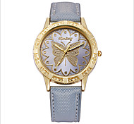 Trend Butterfly Petals Dial Women Joker Watches